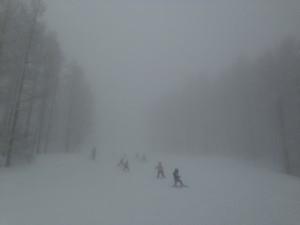 長門ジュニア スキー教室