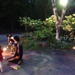 ビーナスマラソンin白樺高原 花火