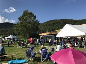 ウィスキー&ビアキャンプ2017
