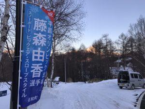 藤森由香 オリンピック