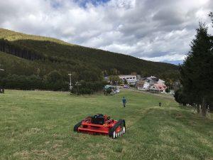 エコーバレー リモコン草刈り機