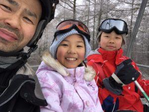 無料スキーレッスン ジュニア検定