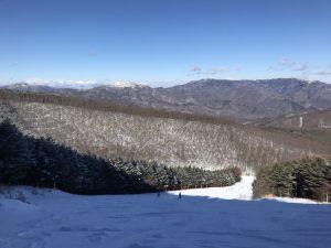 ブランシュたかやま スキー教室 ジャイアントコース