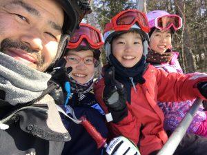 スキーレッスン 2級&ジュニア1級