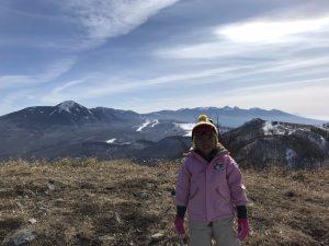 ブランシュたかやま 無料スキーレッスン 山頂