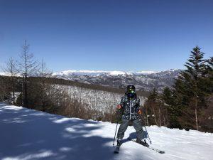 スキージュニア1級合格!