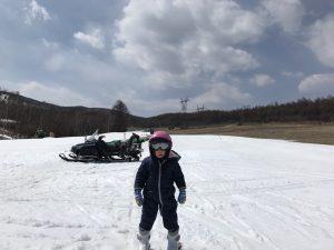スキーデビュー ブランシュたかやま