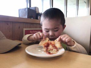 長門牧場祭 窯焼きピザ