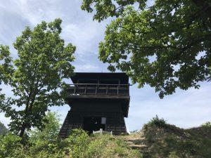 丸子城 二の郭 櫓
