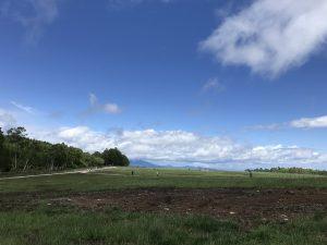 蓼科牧場 トレッキングコース