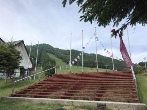 エコーバレースキー場