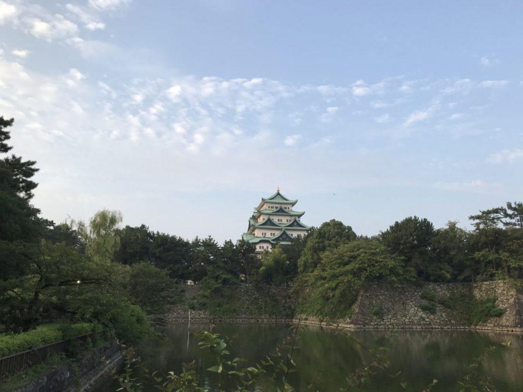 名城公園 ランニング
