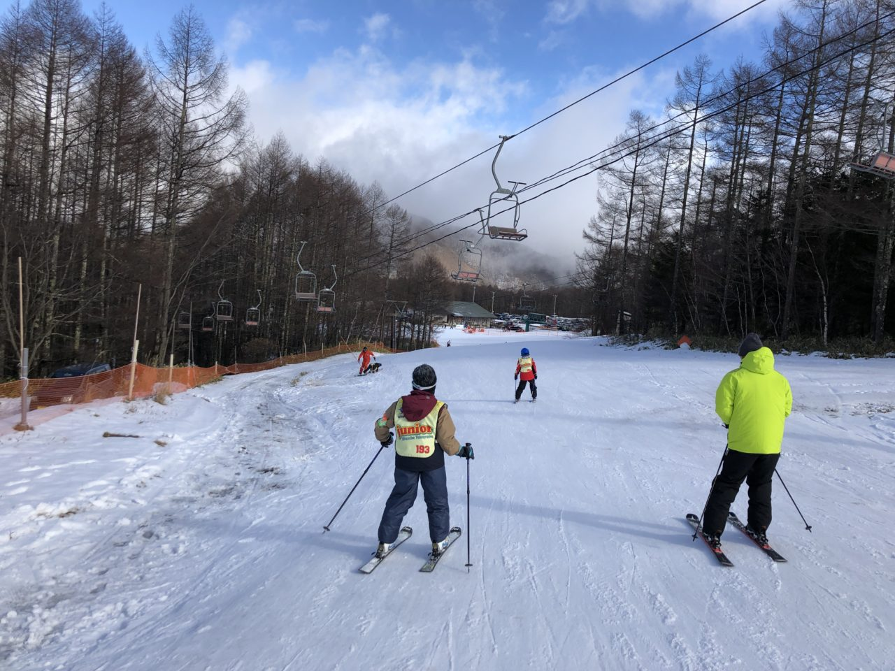 ブランシュたかやま スキースクール