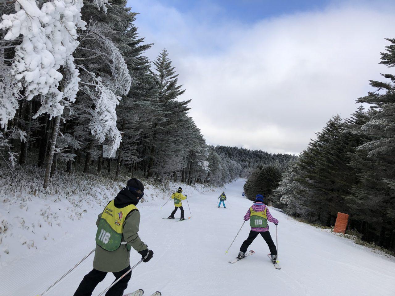 ブランシュたかやま スキー教室 インストラクター