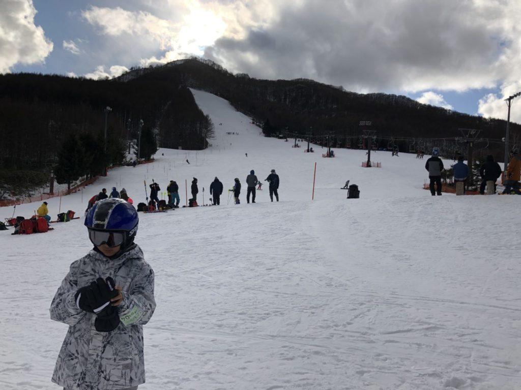 エコーバレー 無料スキーレッスン