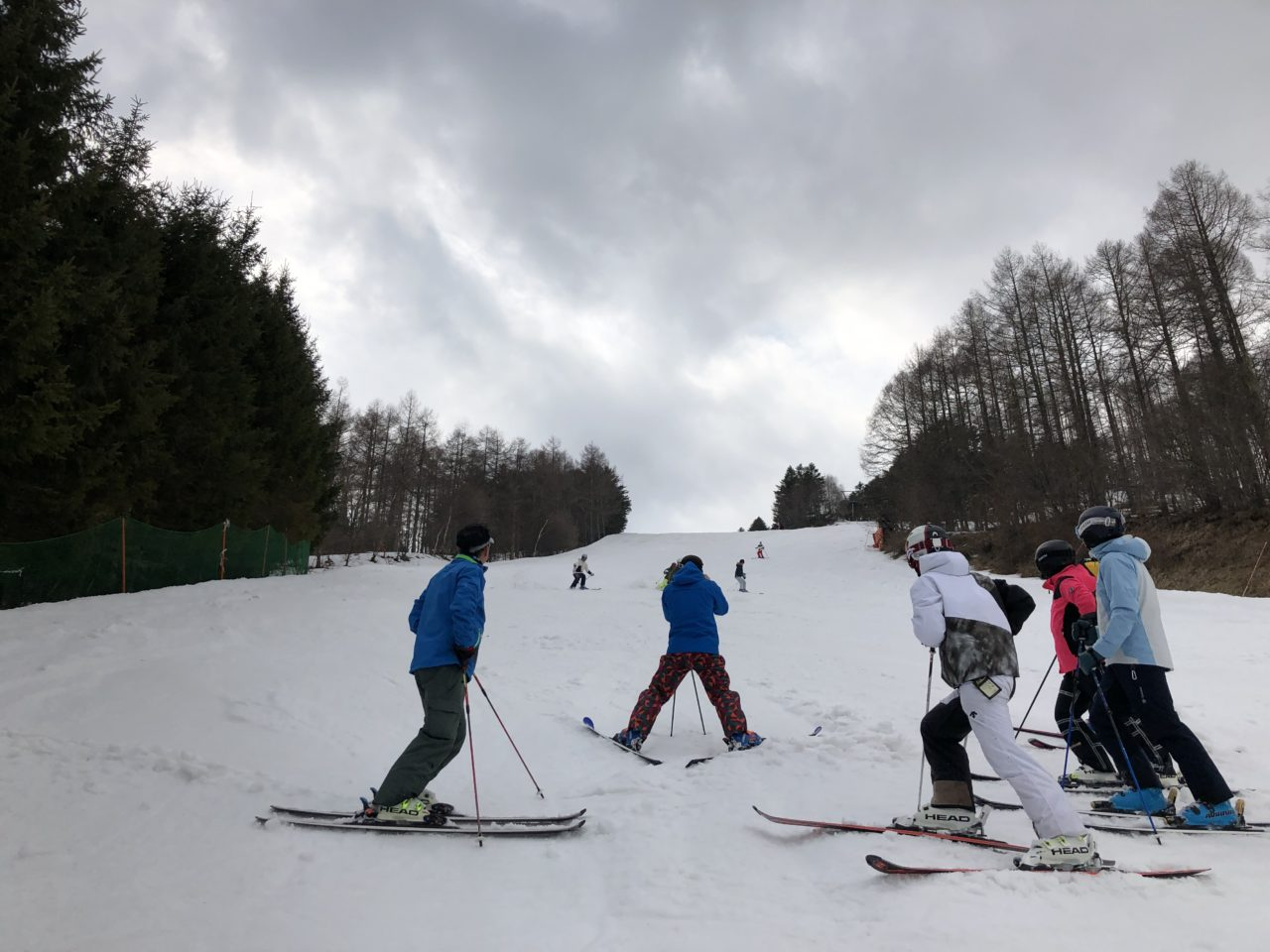 スキー貸切 ブランシュたかやま