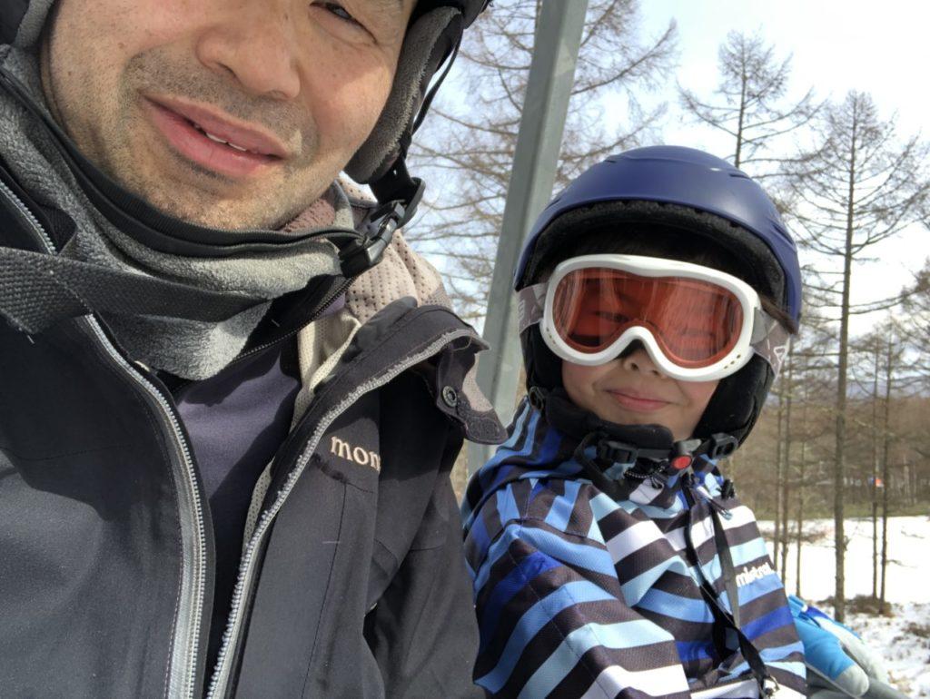 ブランシュたかやま スキー無料レッスン