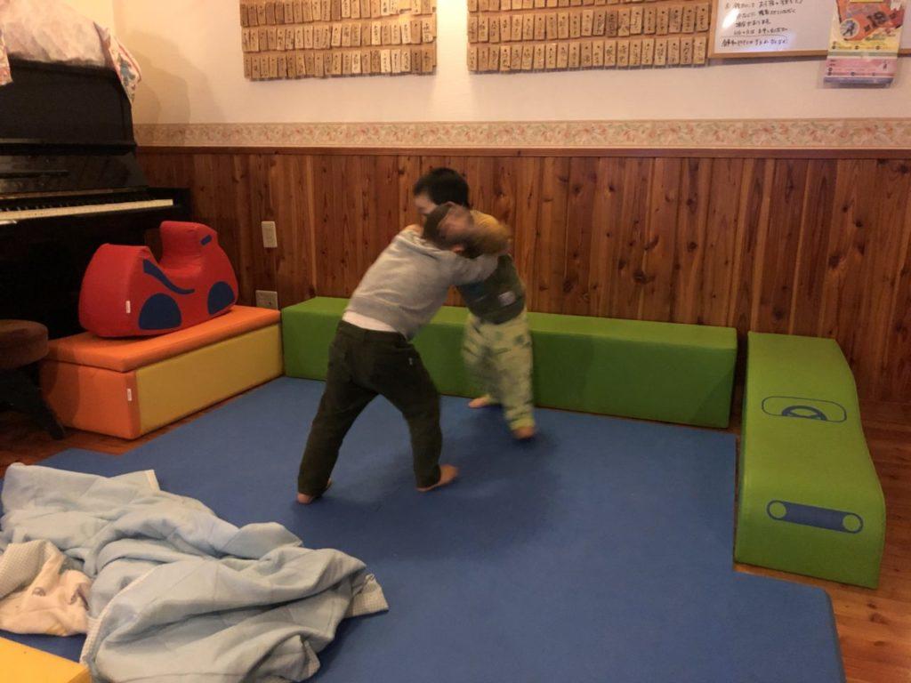 4才児 相撲