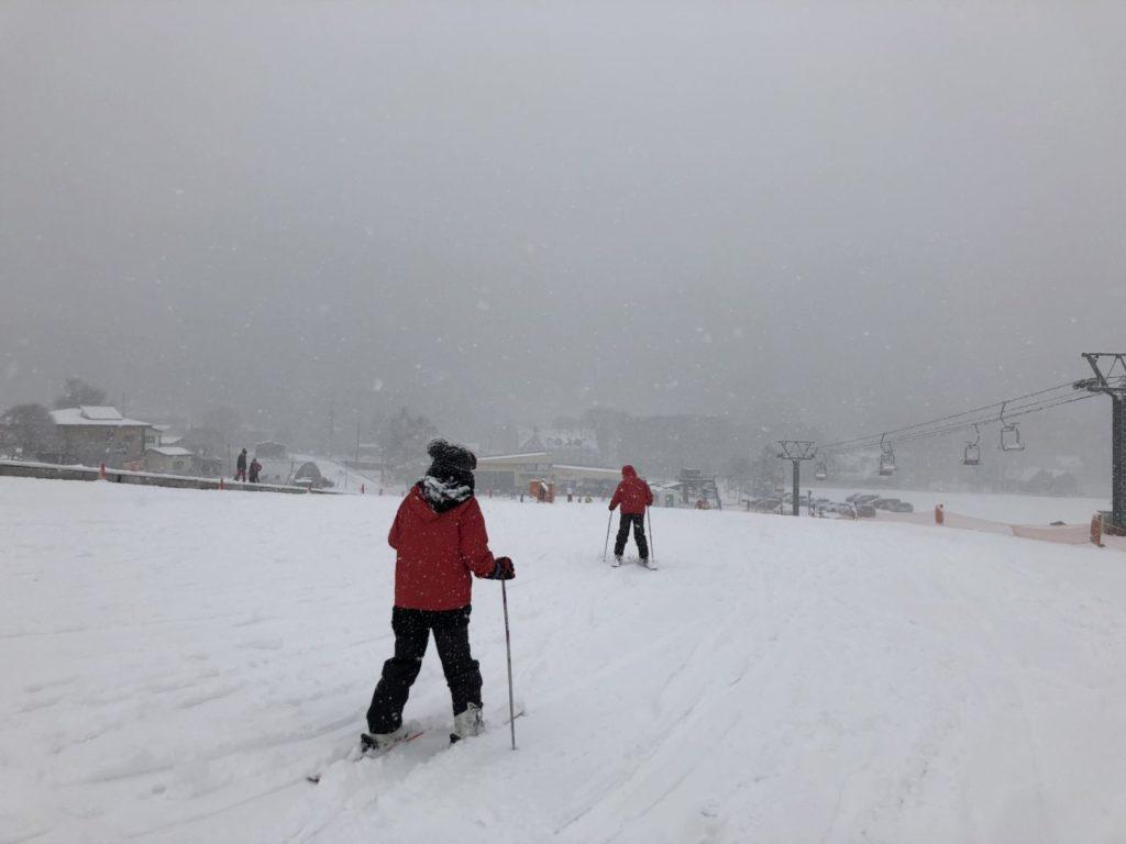 ブランシュたかやま スキー無料レッスン 高校生