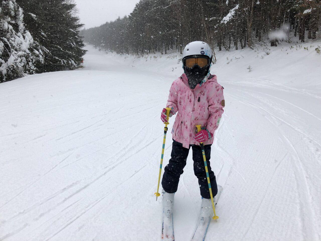 キッズ スキーレッスン