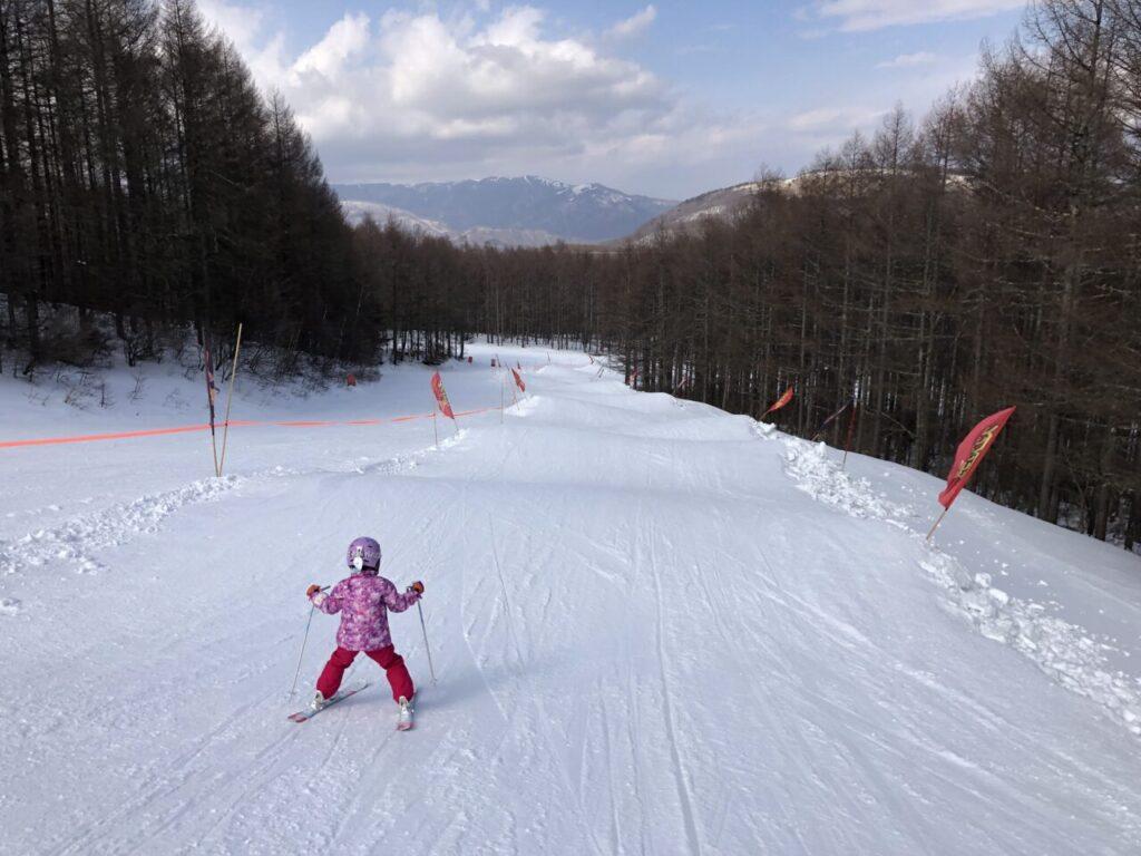 無料のスキーレッスン ブランシュたかやま スプラッシュX