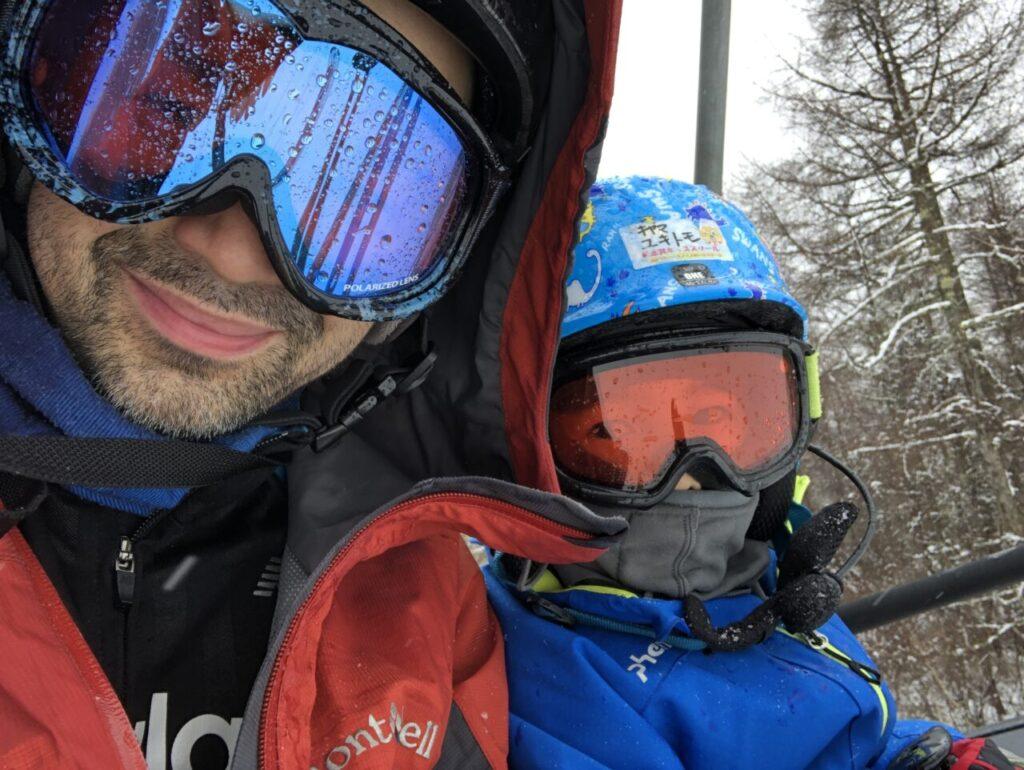 ブランシュたかやま 無料スキーレッスン ジュニア3級 5才