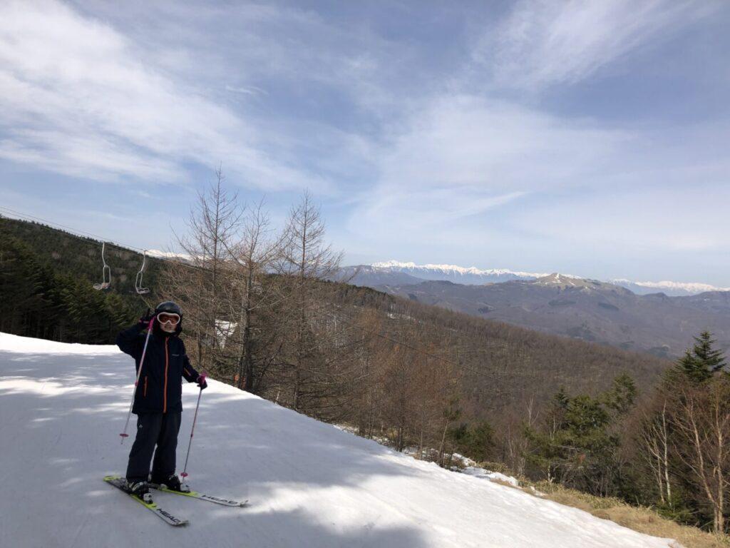 ブランシュたかやま 無料スキーレッスン 1級対策 4年生