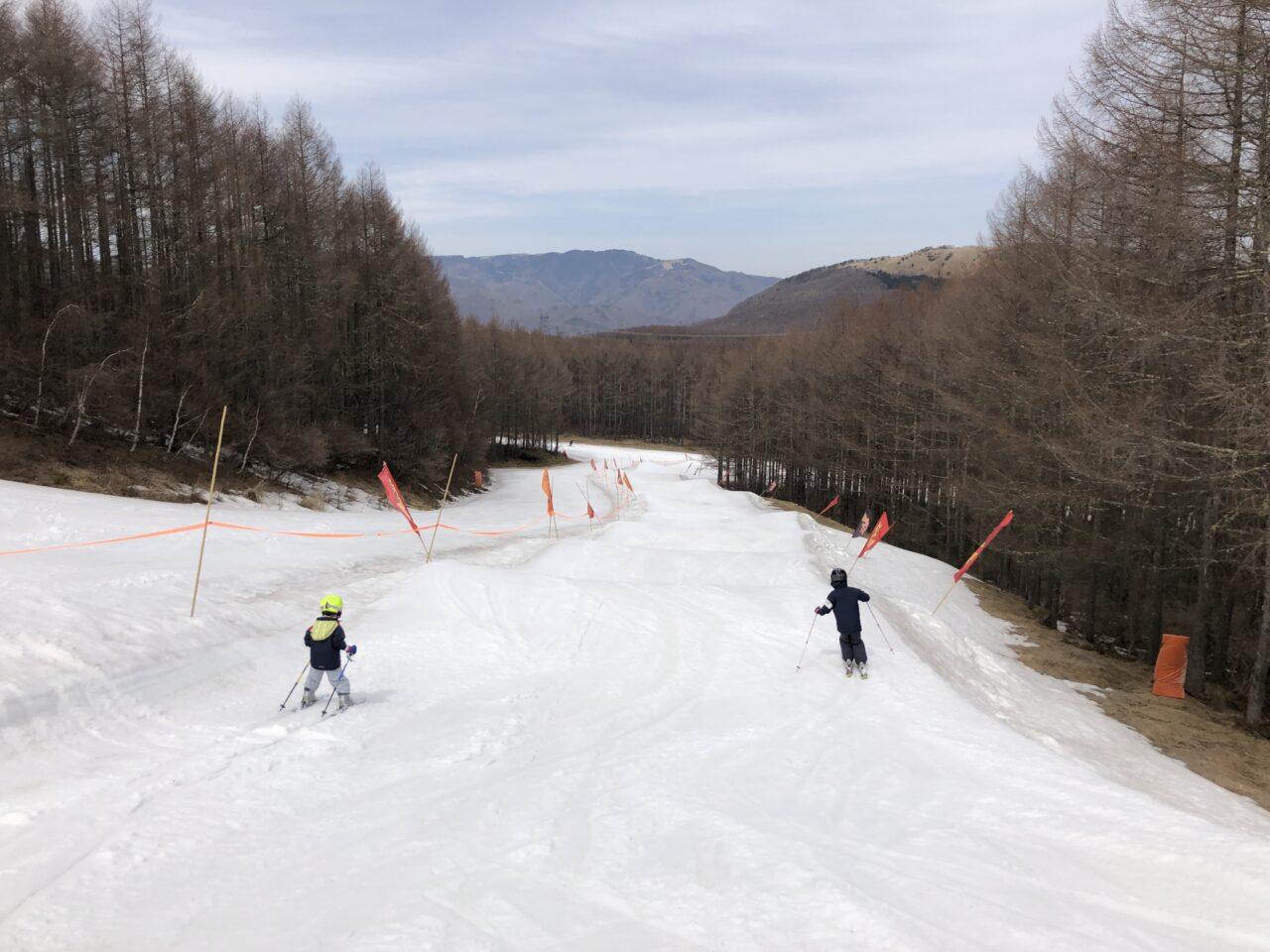 ブランシュたかやま 無料スキーレッスン スプラッシュX